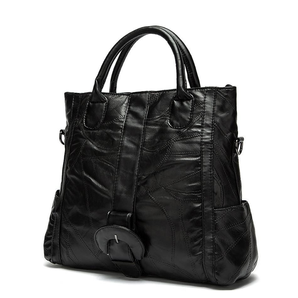 Haute qualité 2017 nouveau style casua Mode haut-poignée sac femmes sac de haute qualité mode femmes grand totes