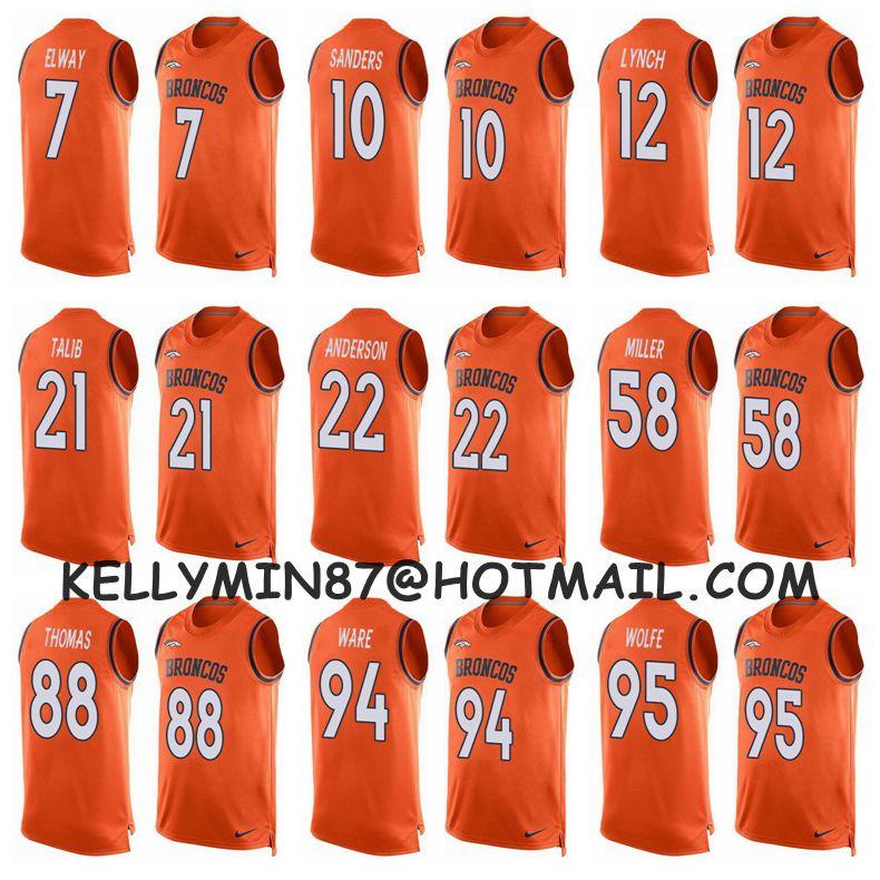 Denver Broncos Chris Harris WOMEN Jerseys