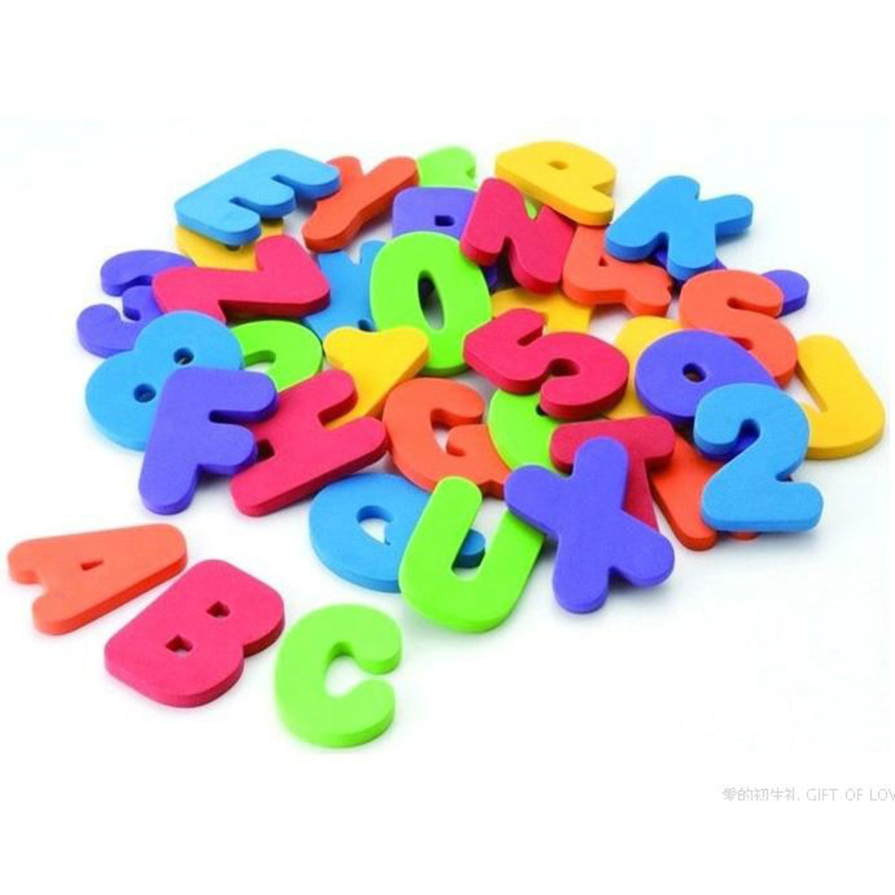 aliexpress com buy 36pcs bath toys kids educational toy floating