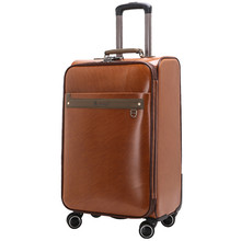 20 24″ inch Trolley suitcase luggage rolling spinner wheels Pull Rod trunk Men business traveller case boarding bag customs lock