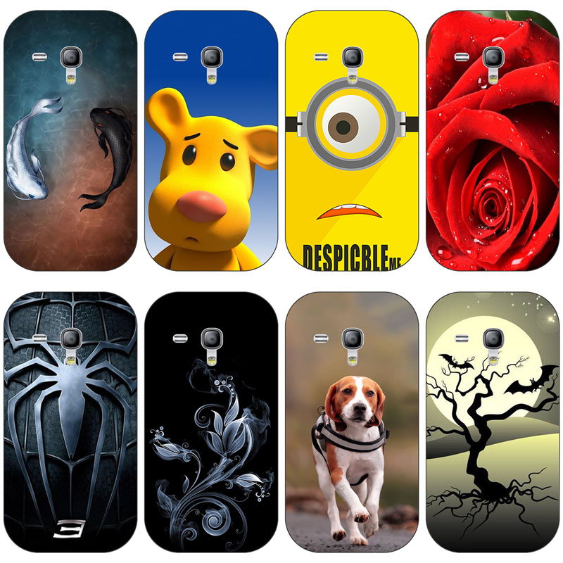 Print Phone <font><b>Case</b></font> for Samsung Galaxy S3 Mini /S3Mini GT-<font><b>i8190</b></font> i8200 Hard Plastic Back Cover <font><b>Case</b></font> image
