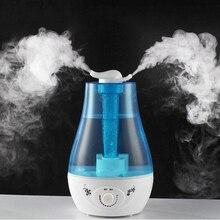Высокое качество 3L 25 Вт Ультразвуковой Увлажнитель Воздуха Ароматом Диффузор Увлажнитель для дома Эфирное Масло Диффузор Mist Чайник Fogger