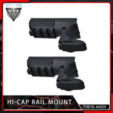 VMASZ Airsoft Clot HI-CAP 20mm Under Rail Mount Pistol Adapter Laser Accessories