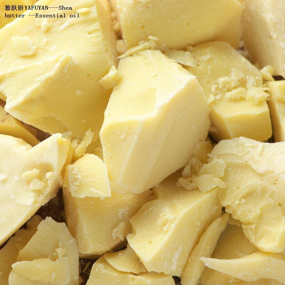 YAFUYAN puro crudo natural orgánico sin refinar aceite de manteca de - Cuidado de la piel - foto 2