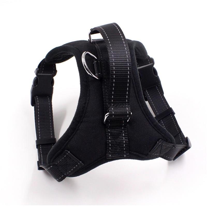 Dogs Harness Vest Pitbull Collars Animals Accessories For Pet Harness Product German shepherd harnais pour chien szelki dla psa
