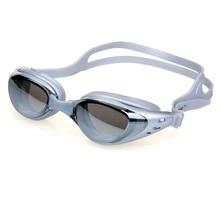 Профессиональные силиконовые плавательные очки для близорукости, анти-туман, УФ очки для плавания с затычкой для ушей для мужчин и женщин, диоптрийные спортивные очки, Новинка