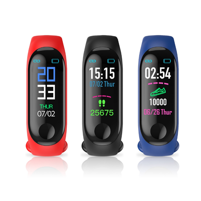 Budget Fitness Tracker Android Smart Watch 10