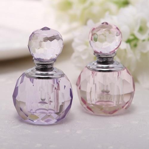 Gratis Verzending 80 stks Huwelijksgeschenken Crystal Parfumflesjes - Feestversiering en feestartikelen - Foto 4