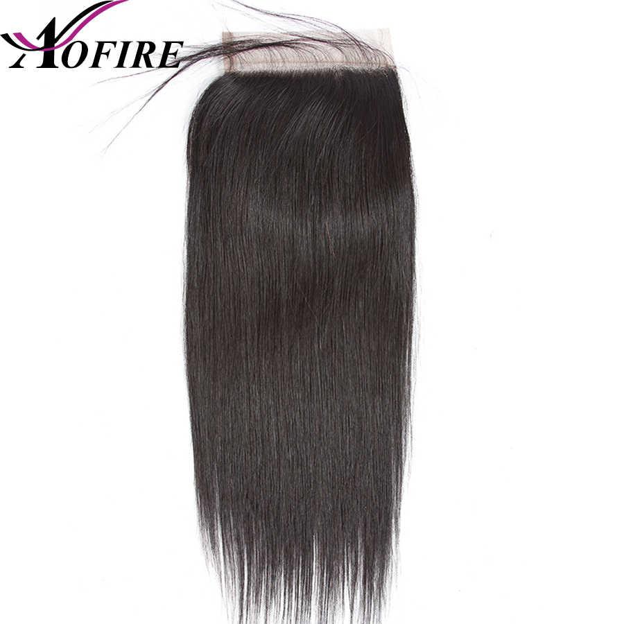 5x5 бразильские виргинские волосы прямые средней длины коричневые с сеткой Закрытие человеческих волос обесцвеченные парики вида шишка-пучок бесплатно расставания бесплатно/средний/три части