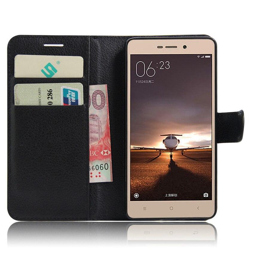 Xiaomi redmi 3S Kitab Üslubu Qapaq üçün Xiaomi Redmi 3S Case - Cib telefonu aksesuarları və hissələri - Fotoqrafiya 2