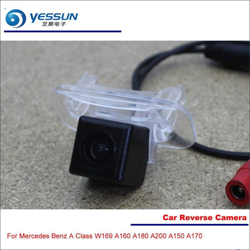 YESSUN Car Reverse Camera For <font><b>Mercedes</b></font> Benz A Class <font><b>W169</b></font> A160 A180 A200 A150 <font><b>A170</b></font> - Rear View Back Up Parking Reversing Camera image