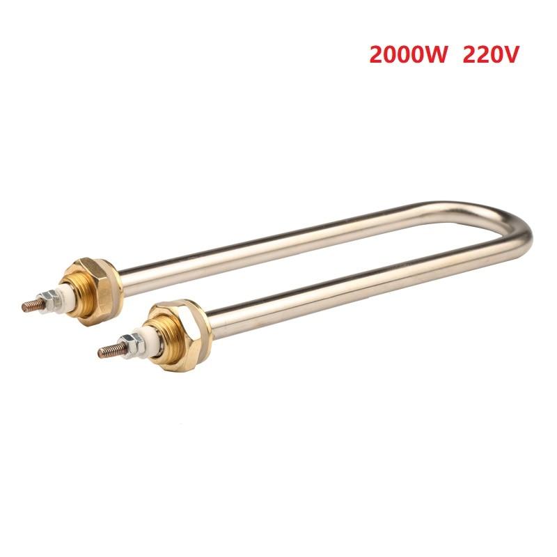 2000W 220V U type electric heat pipe,U-shape heating element, U type tube, heating tube, electrical parts2000W 220V U type electric heat pipe,U-shape heating element, U type tube, heating tube, electrical parts