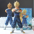 Anime Figura Dragon Ball Z Vegeta Y Kakarotto Goku Vegetto Figura PVC Modelo Juguetes