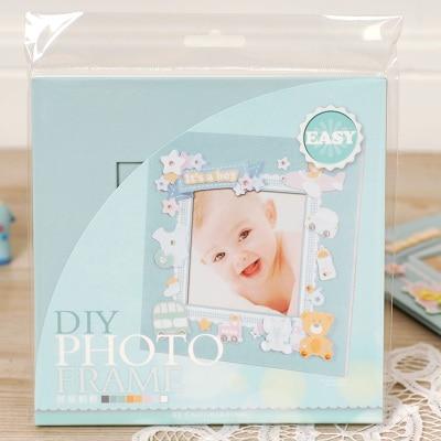 photo frame 2015 new arrival handmade diy gift paper foto frames for ...