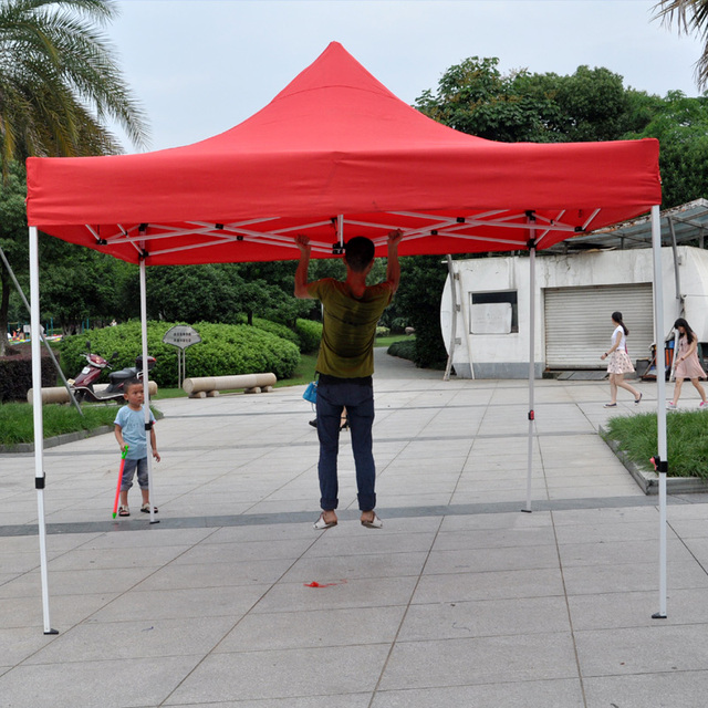 Outdoor advertising tent shade canopies car exhibition tent folding retractable awning night market stall umbrella corners : market stall tents - memphite.com