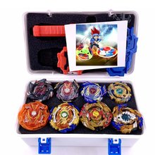 All Launchers Beyblade GT Arena Bayblade Sale Spinning Tops Burst Metal 4D Gift Bey Blade Blades Toys Sale(China)