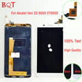 100% Test 6050 LCD For Alcatel One Touch Idol 2S 6050Y OT6050 LCD Display With Touch Screen Digitizer Panel