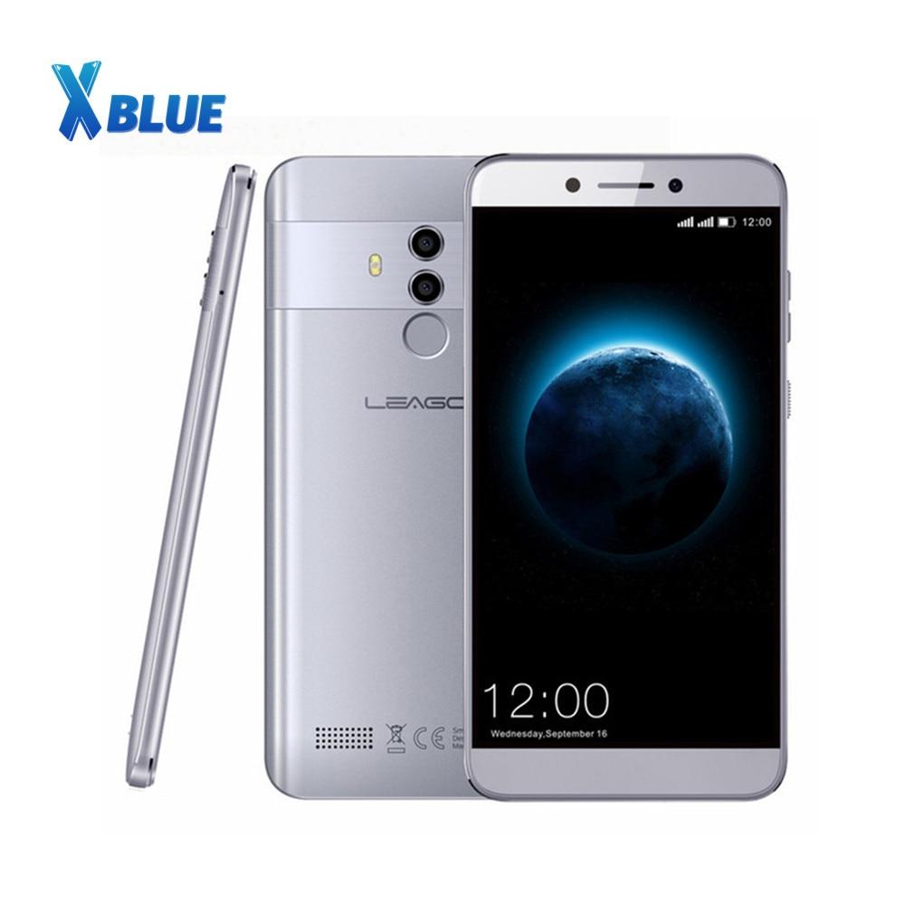 LEAGOO T8 4G Smartphone 5 5 FHD 2GB RAM 16GB ROM Android 8 1 MT6750T Octa
