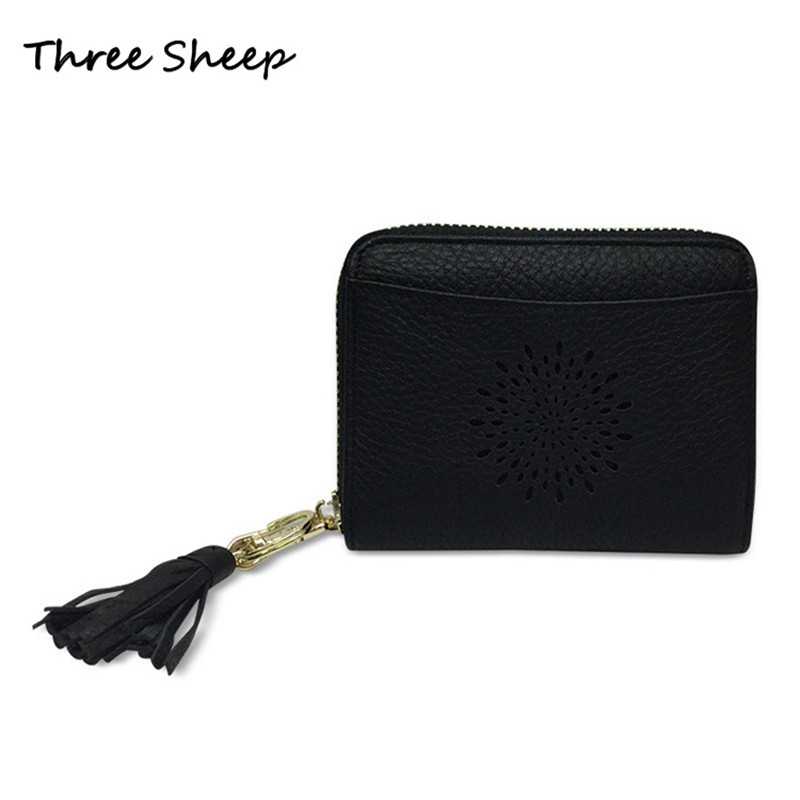 Hollow Out Womens Wallets and Purses Genuine Leather Small Wallet Money Bag Ladies Wallet Coin Purse Portfel Damski coin purses the movie aladdin and the magic lamp zero wallet metrosexual fashionista out coin purse bag lqb1046