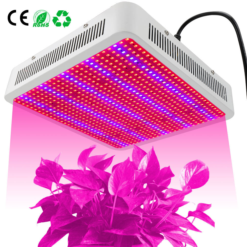 400W 800W LED Grow Lights Full Spectrum Red Blue UV IR White Warm Grow Box For Indoor Plants and Flower Phrase High Yield ufo 300w full spectrum led grow light red blue white uv ir flower plants led grow lights for indoor plant