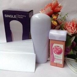 Wax heater set hair removal machine set 40w epilator 110v 220 240v shaving with 100g depilatory.jpg 250x250