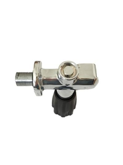 High Pressure SCUBA  Diving Cylinder Valve Oxygen Tank Respirator/SCBA HP Regulator -A oxygen pressure regulator yqy 07 copper o2 pressure regulators