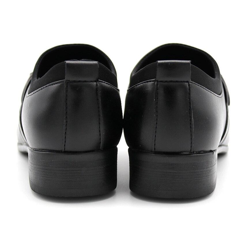 BIMUDUIYU Brand Artificial Leather Mens