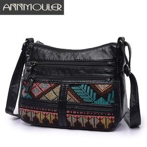 Annmouler Brand Women Crossbod