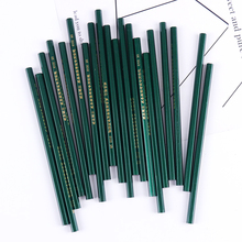 10PCS Pencil Sketch Drawing Pencil Test Children'S Wooden Hexagonal Non-Toxic Student Exam Pencil For Kids Writing Gift