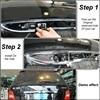 Original Reserved Hole Car Camera For Mercedes Benz ML M MB W164 ML350 ML330 ML63 ML450 ML500 Rear View BackUp LiisLee CAM discount