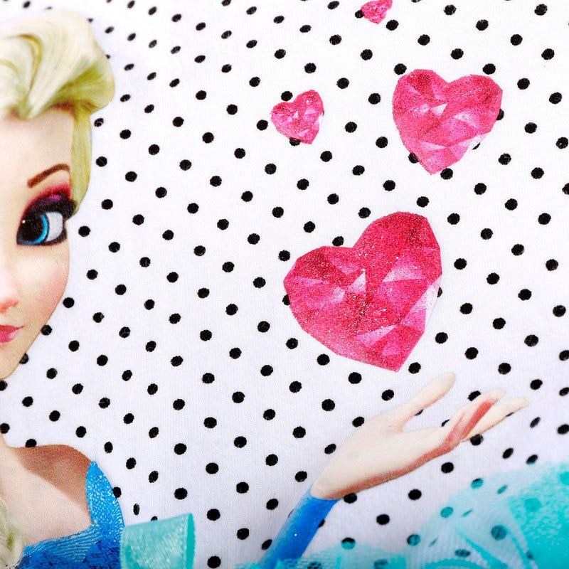 Kids 2-7år New Girls Dresses Vestidos Elsa Klänning Barn Snow Queen - Barnkläder - Foto 5