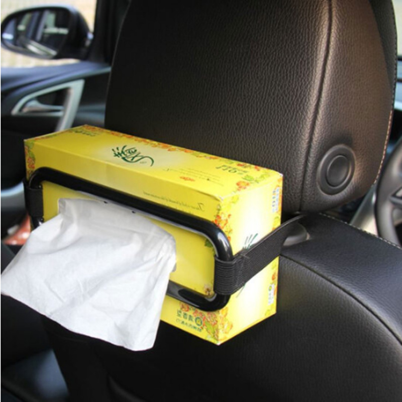 <font><b>2019</b></font> Car Sun Visor Tissue Paper Box Tissue Holder for Jeep <font><b>Cherokee</b></font> Comanche Commander Commando Compass Dispatcher <font><b>Grand</b></font> Cheroke image