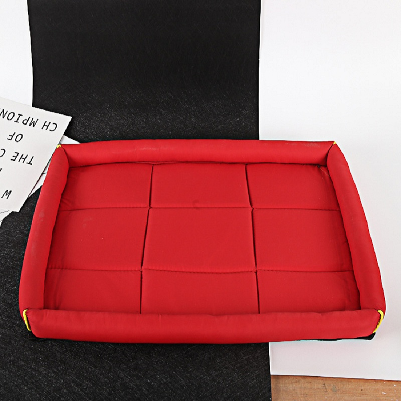 Dog mat summer bite resistant Oxford cloth pet mat non stick hair kennel large dog Golden Retriever dog bed dog mat supplies