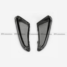 Car-styling Carbon Fiber For Porsche 2006-2012 Caymans 987 Boxster S EP Style Side Vents Type 2 With Bigger Air Duct Car Kit