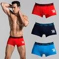 Homme tirón en underwear underwear boxer para hombre del boxeador del algodón bragas masculinas mens underwear boxers hombre modelos underwear calzoncillos