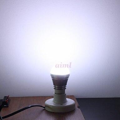 Купить с кэшбэком High Power E26/E27 3W LED 270 LM Natural White A50 LED Globe Bulbs  85-265V factory direct sale