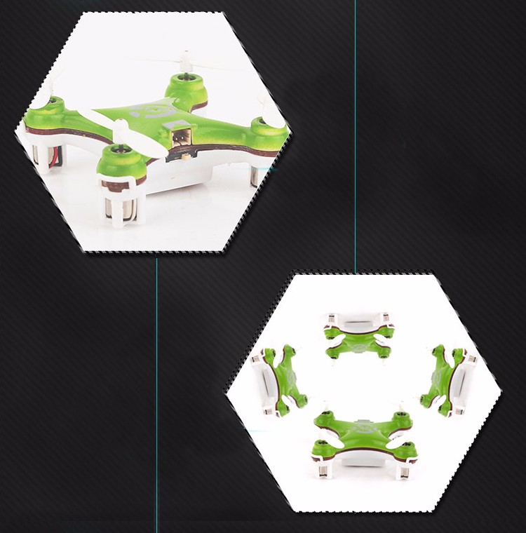 MINI RC Helicopter Cheerson CX-10 CX10 Mini Drone 2.4G 4CH 6 Axis LED RC Quadcopter Toy Helicoptero with LED light Toys for Kids (7)