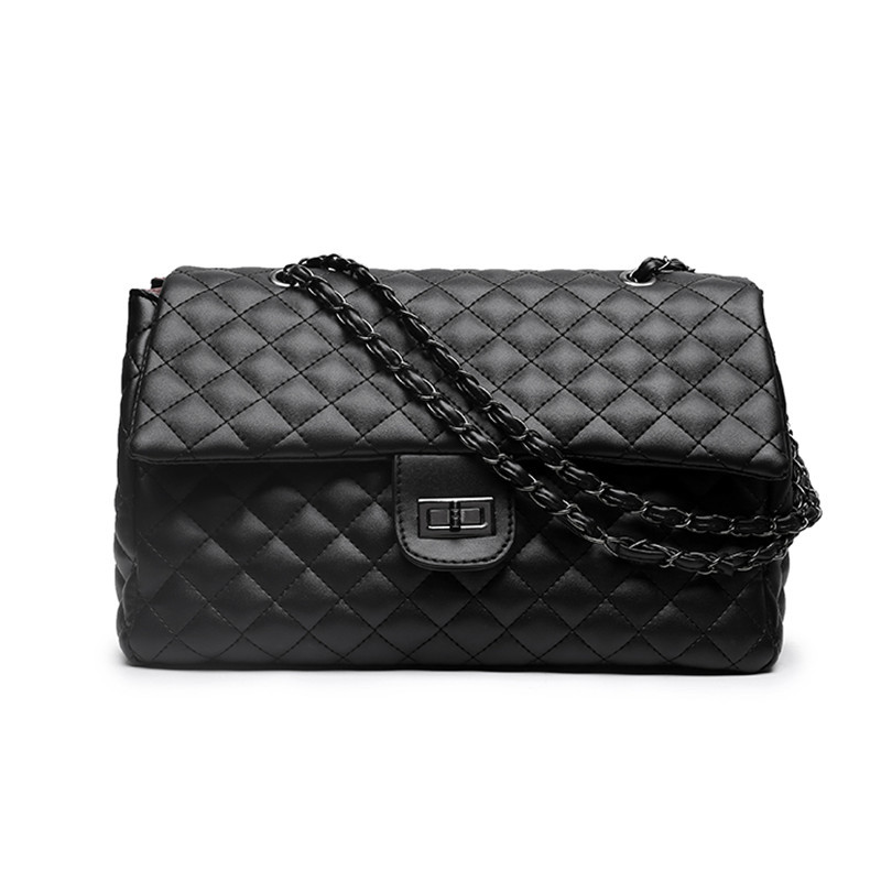 HTB1OLNmeECF3KVjSZJnq6znHFXab - Women's Messenger Bag | Diamond Pattern