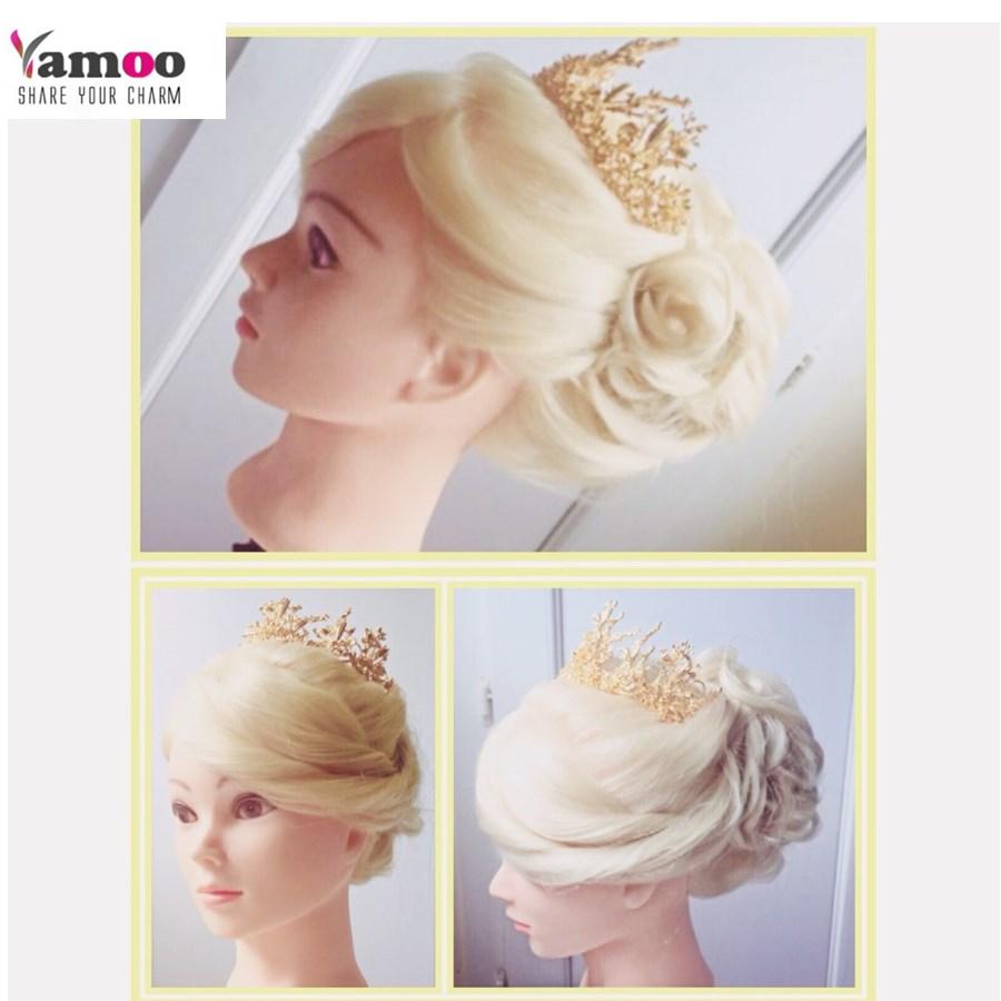 40% Реальні людські волосся 60 см - Догляд за волоссям та стайлінг - фото 5