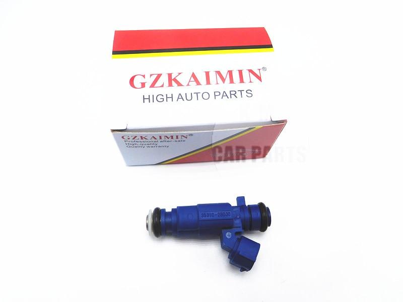 original Fuel injector nozzle fuel injection For Hyundai i20 i30 Kia CeeD 1.4 35310-2B000 353102B000original Fuel injector nozzle fuel injection For Hyundai i20 i30 Kia CeeD 1.4 35310-2B000 353102B000