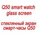 G36 q50 q50 niños vidrio teléfono smart watch relojes de los niños de la pantalla de cristal, sólo accesorios de vidrio para q50 smart watch
