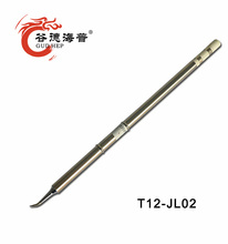 Gudhep JL02 Soldering Iron Tips T12 Series for FX950 FX951 Soldering Rework Station