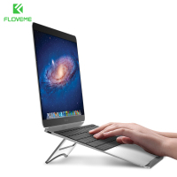 FLOVEME Adjustable Laptop Stand Holder For IPad Pro IPad Air Mini Apple Tablet Holder Aluminum Alloy