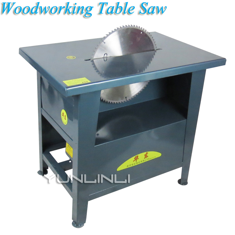 High power Woodworking Table Saw Electric Circular Saw Disk Table Saw Chainsaw Full Copper Motor