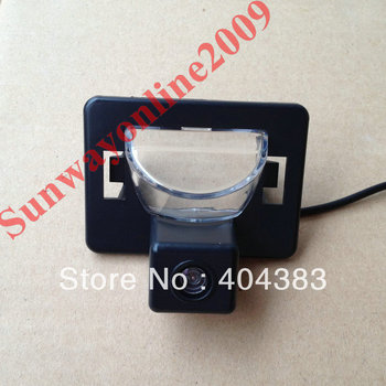 HD!!! CAR CCD SONY REAR VIEW REVERSE BACKUP CAMERA FOR Mazda 5 2005- Present image