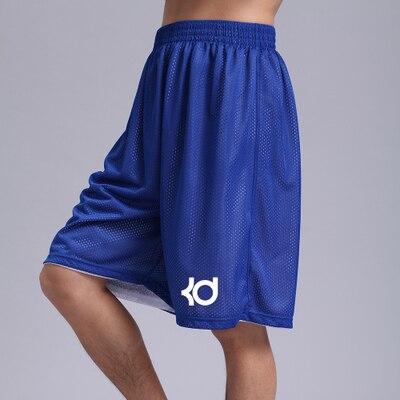 HOT 2019 Blue KD sport bermuda basketbal shorts Zomer Loszittend - Sportkleding en accessoires