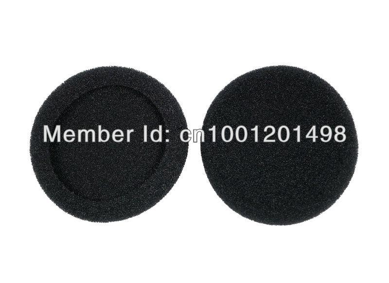Оригинал Заменить амбушюры для Sennheiser px100 px130 PX100II px131 px80 PC30 гарнитура 50 мм подушка (наушники наушники)