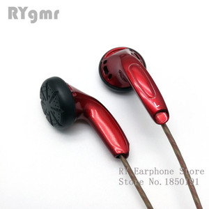 Image 4 - RY4S الأصلي في الأذن سماعة 15 مللي متر الموسيقى جودة الصوت HIFI سماعة (MX500 نمط سماعة) 3.5 مللي متر ل الانحناء hifi كابل