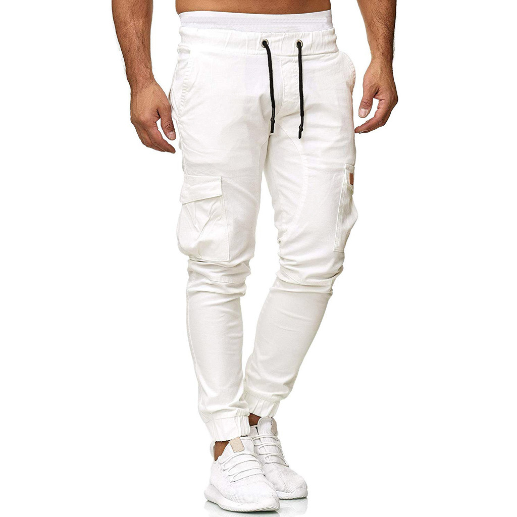 Streetwear Joggers Clothing Pantalones Track Trousers Men Harem Oversized Fitness Casual