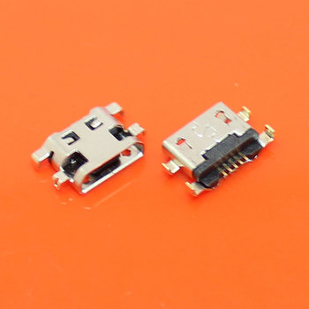 N-416 1PCS For Alcatel 7040N 7040T Micro USB Jack Socket Connector Charging port For Huawei Ascend G7 C199 G7-TL00 UL20 C199S image